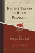 Recent Trends in Rural Planning