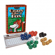 Crazy Like a Fox Card Game