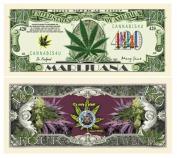 Medical Marijuana 420 Bill With Bill Protector ...