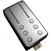 Railhammer Alnico Grande Humbucker Bridge Pickup Chrome