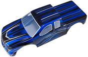 Redcat Racing Truck Body (1/5 Scale), Blue/Black