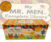 My Complete Library Mr Men 47 Books Complete Box Set Story Collection|Hard Cover