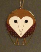 "Charley Harper Adornment ""Barn Owl"""