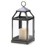 15 Wholesale Rustic Silver Contemporary Candle Lantern Wedding Centrepieces