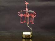 Flamingo Rotary Candleholder