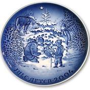Bing & Grondahl 2004 Christmas Plate