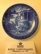Bing & Grondahl 2007 Christmas Plate