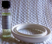 Fragrance Oil with Light Bulb Ring - You get 2 Sets of Baked Apple Pie