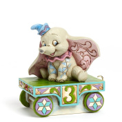 Department 56 Disney Traditions by Jim Shore Dumbo Train 3 Figurine, 8.9cm