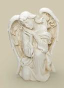 100cm Scale Joseph's Studio Kneeling White Angel Christmas Nativity Statue