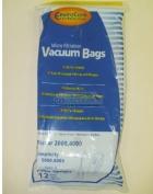 Carpet Pro Upright CPU Vacuum Bags