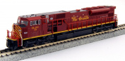 Kato USA Model Train Products EMD SD90/43MAC #115 San Luis and Rio Grande N Scale Train