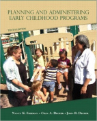Planning and Administering Early Childhood Programs, Enhanced Pearson eText -- Access Card