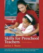 Skills for Preschool Teachers, Enhanced Pearson eText -- Access Card