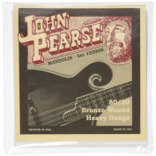 John Pearse P2200H Bronze Mandolin Strings, Heavy