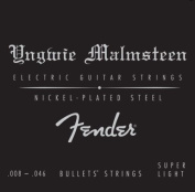 Fender 073-3250-600 Yngwie Malmsteen Signature Electric Guitar Strings