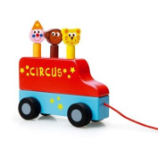 Scratch Pop-Up Circus Toddler Toy
