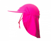 Yoccoes Designs Baby and Toddler UV Sun Hat Pink (S