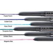 Avon Glimmerstick Brights Eyeliner Eye Liner - Purple Punch