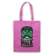 Inspired by Hulk Tache Parody Funny Slogan Unofficial Tote Bag