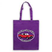 Inspired by Saw Doctors Red Cortina Unofficial Tote Bag