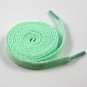 LoveLaces 12m FLAT WIDE 120cm SHOE LACES *28 COLOURS* TRAINERS SNEAKERS DIMPLE EFFECT*FREE UK POSTAGE *BUY 2 GET 1 FREE*