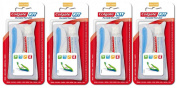 Colgate Toothpaste and Toothbrush Travel Kit 44 g - Pack of 4
