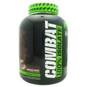 Combat 100% Isolate, Chocolate Swirl - 2269 grammes by MusclePharm M