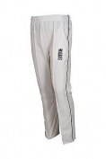 WHITE CRICKET TROUSER WITH ENGLAND TEST LOGO ADULTS DOUBLE XTRA LARGE MENS 42-110cm WAIST