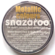 Partyrama Snazaroo Face Paint 18ml Electric Silver
