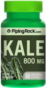 KALE 800mg - 60 CAPSULES - 1st CLASS UK P & P