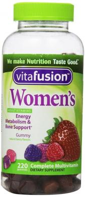 VitaFusion Women's Adult Multivitamin - 220 Gummies