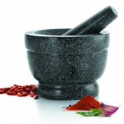 Lacor 60516 Granite Pestle and Mortar 23 cm