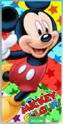Mickey Mouse 140 x 70 cm Beach and Bath Towel