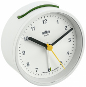 BRAUN Travel Alarm Clock BNC012WHWH