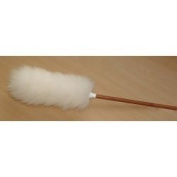 Adams Bros Lambswool Feather Duster Clean Dust Dusting 120cm Brand New Fast Post
