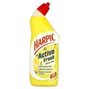 Harpic Active Fresh Cleaning Gel Citrus 750ml
