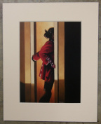 On Parade by Jack Vettriano Mounted Art Print Picture (10