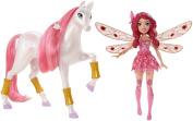 Mia & Me Mini Doll & Unicorn - Mia & Lyria