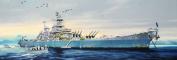 Trumpeter 1/200 USS Missouri BB-63 # 03705