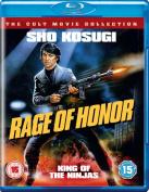 Rage of Honor [Region B] [Blu-ray]