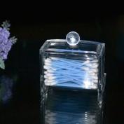 Beauty Acrylic Organiser Cotton Ball and Swab Holder 2130