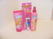 Barbie Bath Bundle of 3