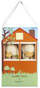 Angel Dear Cuddle Twins Blankies Gift Box.