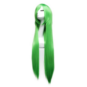 """LeWang® 40"""" 100cm Long Straight Anime Cosplay Hair Costume Party Wig"""