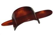 Lilean France Pin Thru Medium Hair Clip with Stick Pony Clip