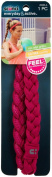 Scunci NS Thick Braided Stretchy Headwrap - Berry