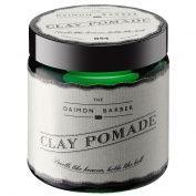 The Daimon Barber No.4 Clay Pomade 100ml