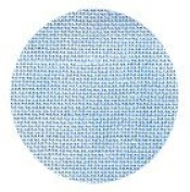 Zweigart 14ct Vintage Aida-46cm x 50cm Needlework Fabric - Blue Whisper