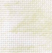 Zweigart 14ct Vintage Aida-46cm x 50cm Needlework Fabric - Country Cream
